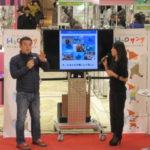 H2Oサンタチャリティトークイベントに参加いたしました。