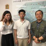 日本パラダイビング協会認定講習会を開催